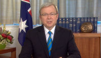 Address to the nation rudd
